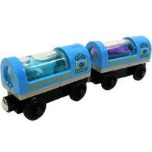Thomas and Friends Wooden Railway System: Aquarium Cars