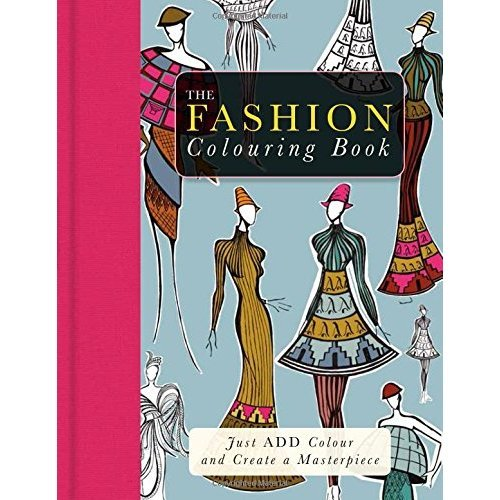 The Fashion Colouring Book