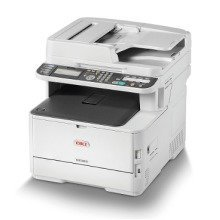 Oki Mc363dn 600 X 1200dpi Led A4 30ppm Black,white Multifunctional