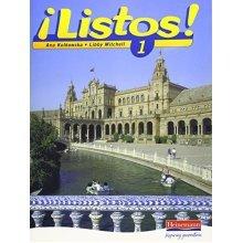 Listos! 1 Pupils Book (Listos for 11-14)