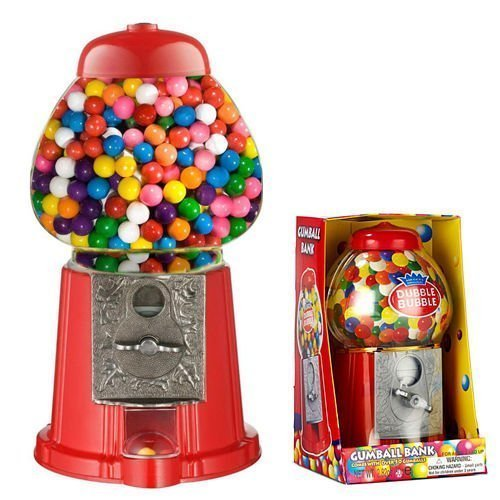 Gumball Machine - Gum Included - Christmas, Birthday, Stocking Filler