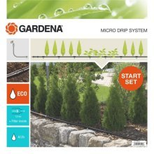 GARDENA Micro-Drip System for Plant Rows M Starter Set 25 m 13011-20