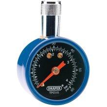 Draper Tyre Pressure Gauge - 69923 Tpg101 -  draper tyre gauge pressure 69923 tpg101