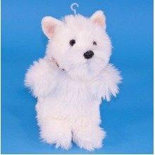 Dowman West Highland Terrier Hand Puppet Soft Toy 28cm