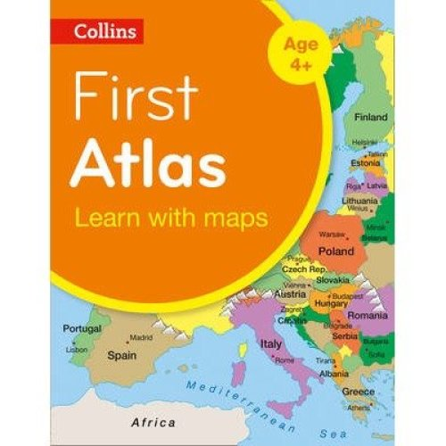 Collins Primary Atlases: Collins First Atlas
