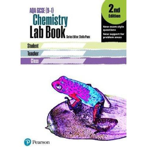 AQA GCSE Biology Lab Book, 2nd Edition