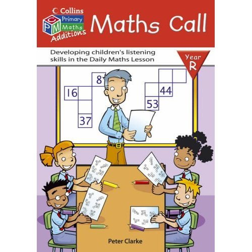 Collins Maths Additions - Maths Call Reception File