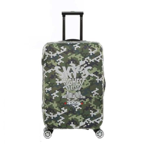 Luggage Protector Suitcase Cover Elastic Bag Suits for 25-28 Inch Luggage #1