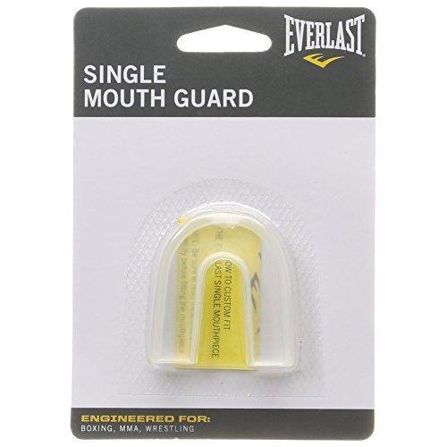Everlast Single Mouthguard, Clear