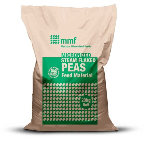 Masham Micronized Feeds Flaked Peas 25kg