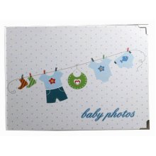 Unique DIY Memory Photobook Photo Albums of Baby's 5yrs [Childhood Memory]