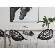 Modern Black Dining Chair (Set of 4) MUMFORD