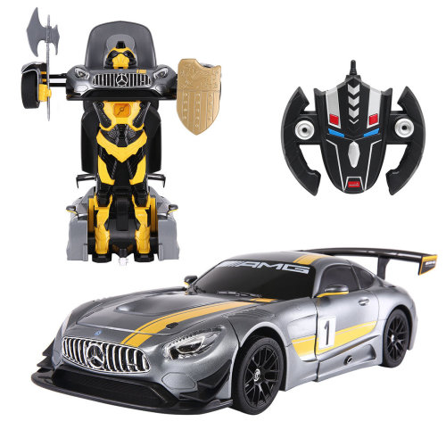 Transformer Robot Drifting Car RC Radio Control