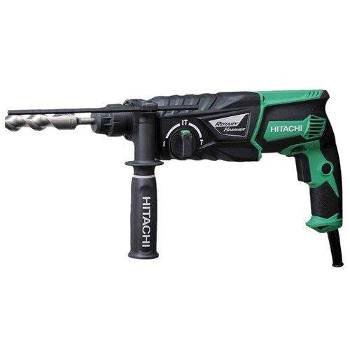 Hitachi DH26PXL SDS Plus Hammer Drill 3 Mode 830 Watt 110 Volt