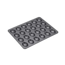 27 x 21cm Master Class Non-stick 24 Hole Mini Madeleine Pan - Nonstick Tray 24 -  x mini madeleine nonstick master class tray 24hole 27 105 85 cm