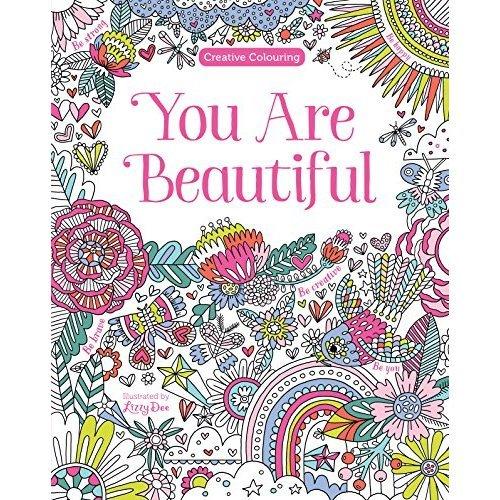 You are Beautiful (Creative Colouring)