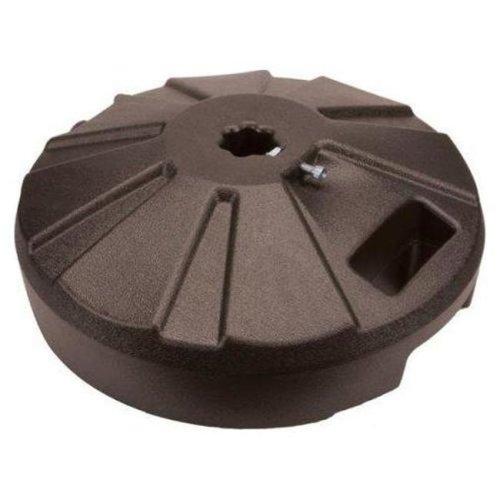Patio Living 00237 Umbrella Base Unfilled - Bronze