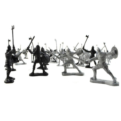 Toy Gifts Toy Soldiers/Cars/Trucks/Toy Guns Models Ancient Soldier-60PCS