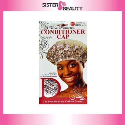 Donna Conditioner Cap Silver 11034
