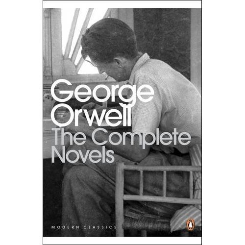 George Orwell Omnibus: The Complete Novels: Animal Farm, Burmese Days, A Clergyman's Daughter, Coming up for Air, Keep the Aspidistra Flying, and,...