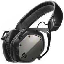 V-MODA Crossfade Wireless Over-Ear Headphone - Gunmetal/Black