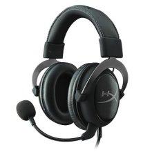 HyperX Cloud II Gamers Headset With Mic - Black/Gun Metal