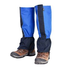 Hiking/Climbing/Camping/Skiing Shoes Gaiter For Adult- Blue