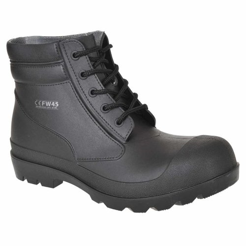 sUw - PVC Workwear Ankle Safety Boot S5