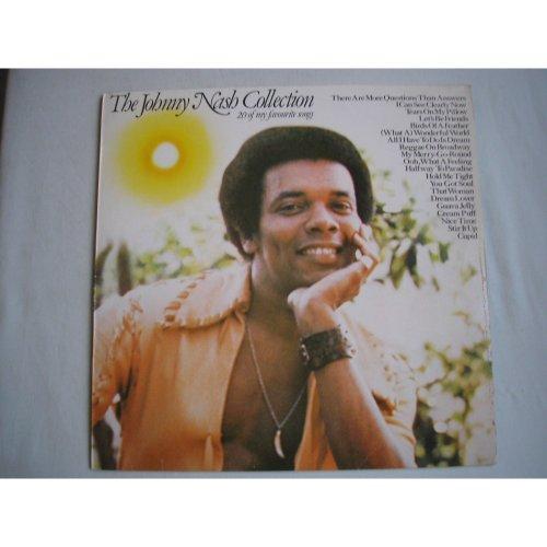 JOHNNY NASH - The Johnny Nash Collection UK LP 1977 ex/ex-