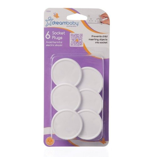 Dreambaby Electric Socket Covers 6 Pack Uk