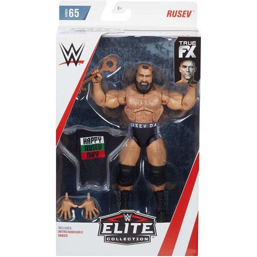 WWE Elite - Series 65 - Rusev Figure