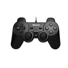 Msonic PS3 PC USB 2.0 Wired Game Controller Gamepad