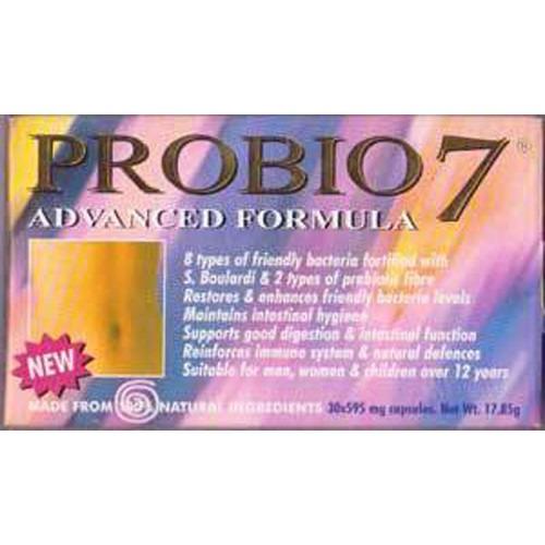 Prebio 7 10% off Probio 7 Advanced Formula 30 Caps