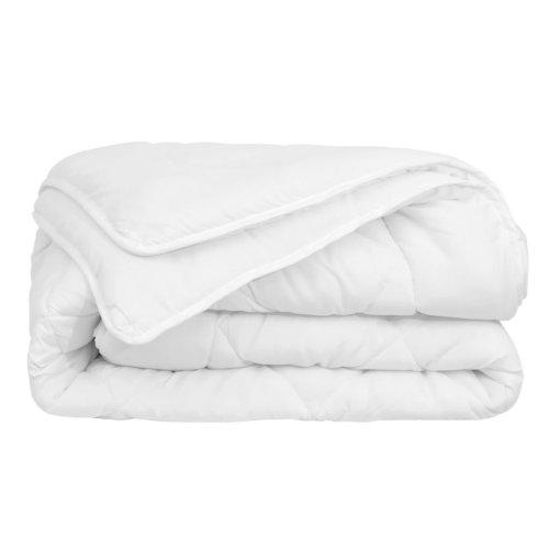 vidaXL 4 Seasons Duvet/Quilt 200x220 cm White