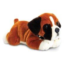 Keel Bumper Boxer Dog Soft Toy 35cm