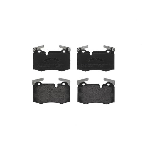 Brembo P06068 Front Disc Brake Pad - Set of 4