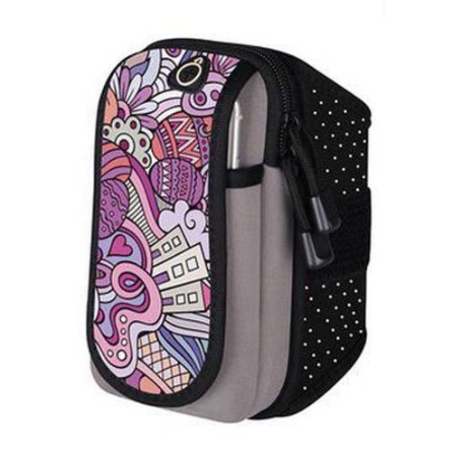 Arm Package Sports Armband Phone Armband For Running Outdoor Sports Key Holder