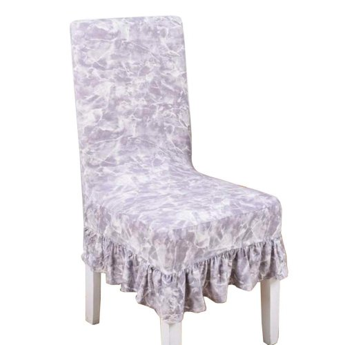 [D] Stretch Dining Chair Slipcover Chair Cover Chair Protector