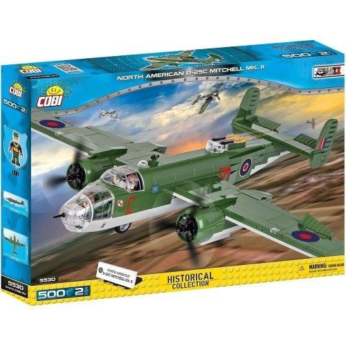 Cobi - Small Army -B-25C Mitchell MK.II (500 Pcs)