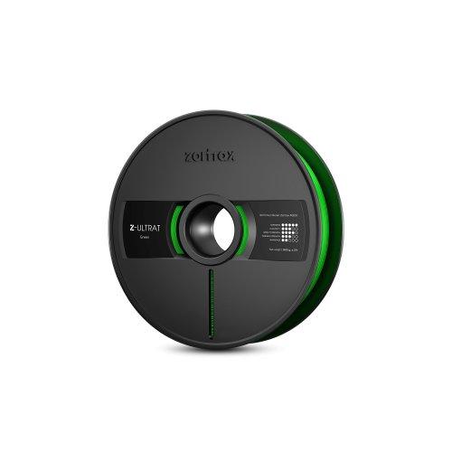 Zotrax 10547 Z-ULTRAT Filament, 1.75 mm, 800 g, Green