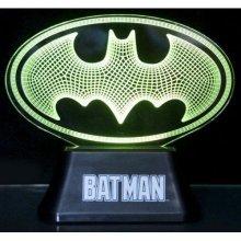 Batman Classic Logo Acrylic Light