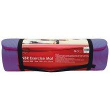 181 X 61 X 1.5cm Nbr Exercise Mat - Purple - Yoga Gym Thick Fitness Physio -  nbr mat exercise purple yoga gym thick fitness physio pilates soft mats