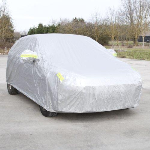 Car Cover - X-Large Waterproof Sun UV Rain Snow