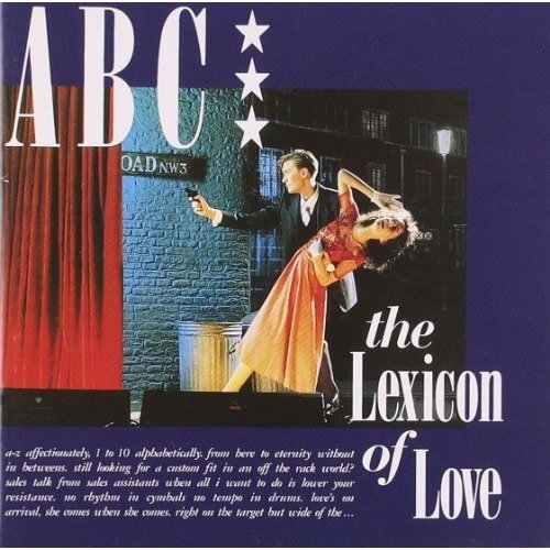 Abc - the Lexicon of Love [CD]