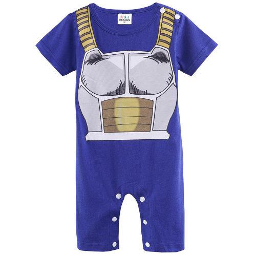 Vegata-inspired Baby Infant Superhero Costume