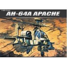 Aca12262 - Academy 1:48 - Boeing Ah-64a Apache