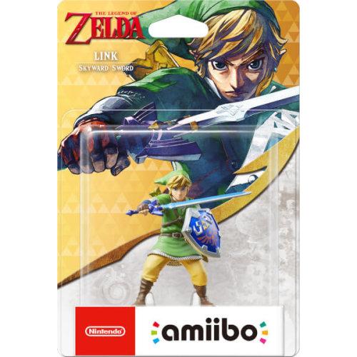Skyward Sword Link Amiibo - The Legend of Zelda Collection