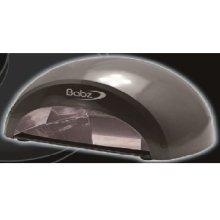 Black Professional Uv LED Lamp Nail Dryer Gel Polish Curing W Auto Timer