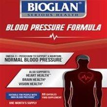 Bioglan High Blood Pressure Formula 60 Caps