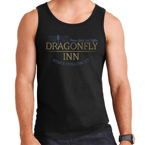 Gilmore Girls Inspired Dragonfly Inn Men's Vest